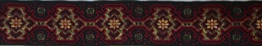 画像1: Cross Motif(BK×RED)