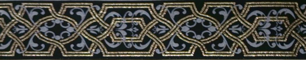 画像1: 【ハーフチョークオーダー: Motif of the chain(Gold)】