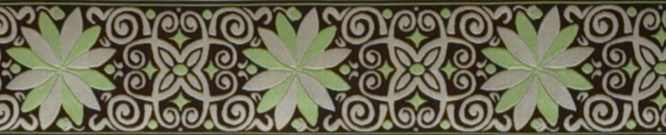画像1: BB Flower(Brown×Green)