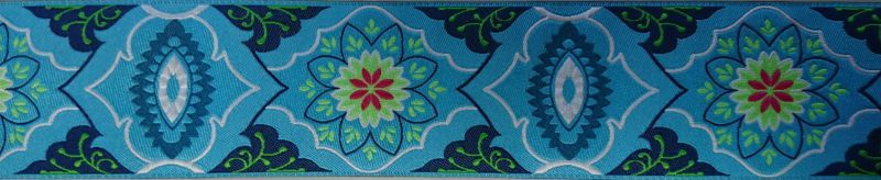 画像1: Blue Brocade