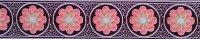 【ベルトタイプオーダー: Daisy dot flower(PK×BR) 】