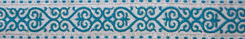 画像1: Ainu(Aqua Blue)