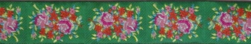 画像1: 【ハーフチョークオーダー:Vivit GreenFlower bouquet】
