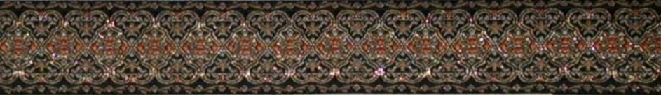 画像4: 〔IG用〕3cm幅仕上がり:Ranaissance(BK)スリップチョーク ストッパー付