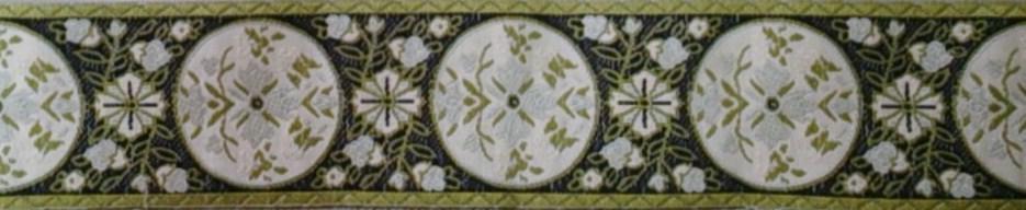 画像1: 【ハーフチョークオーダー: Circle&Flower(KA×BK)】