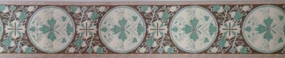 画像1: 【ハーフチョークオーダー: Circle&Flower(BE×SAX)】