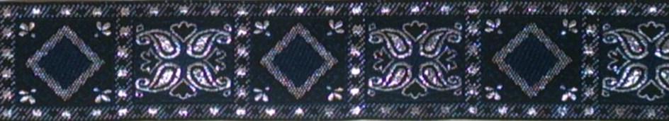 画像1: ブルー×ブラック:オリエンタルスクエア