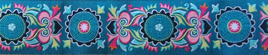画像1: 【ハーフチョークオーダー: Mandala(Tarquoise)】