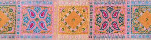 画像1: Oriental Square(ベビーピンク)